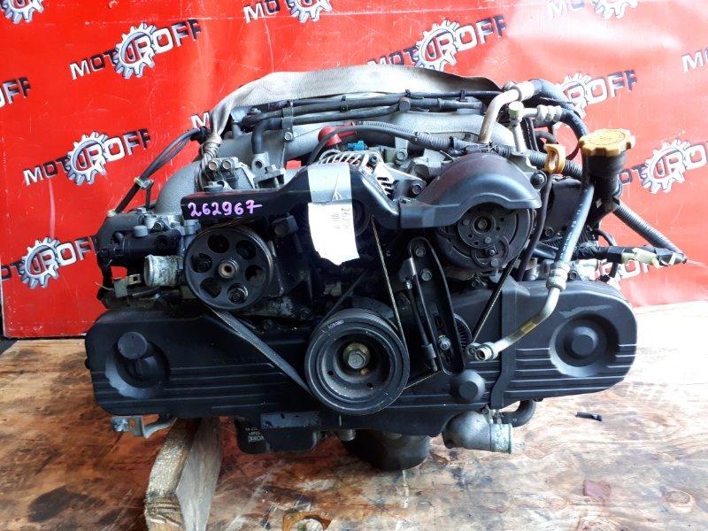 Двигатель Subaru Forester SG5 EJ20 2002 (б/у)