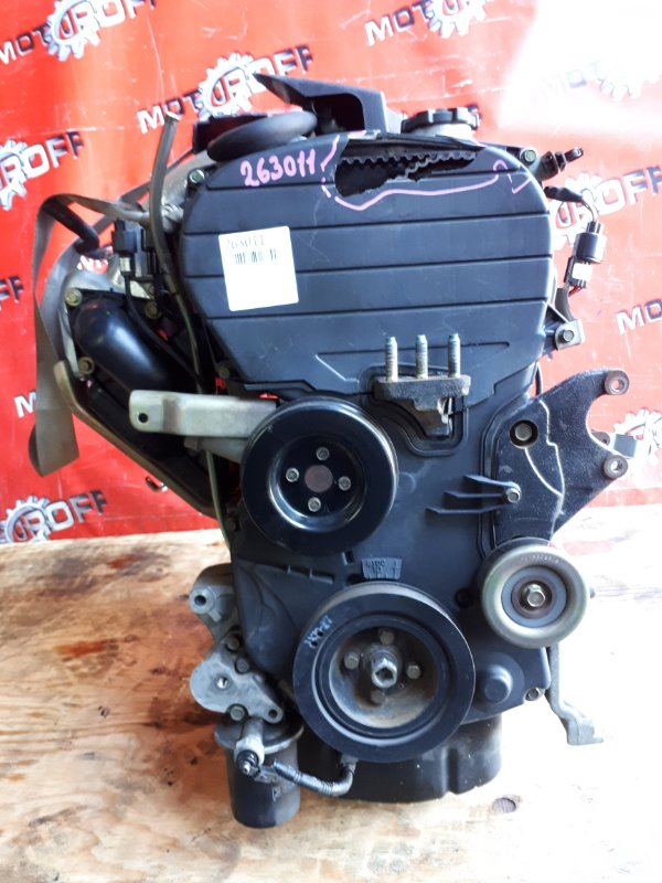 Двигатель Mitsubishi Dion CR9W 4G63 2000 (б/у)