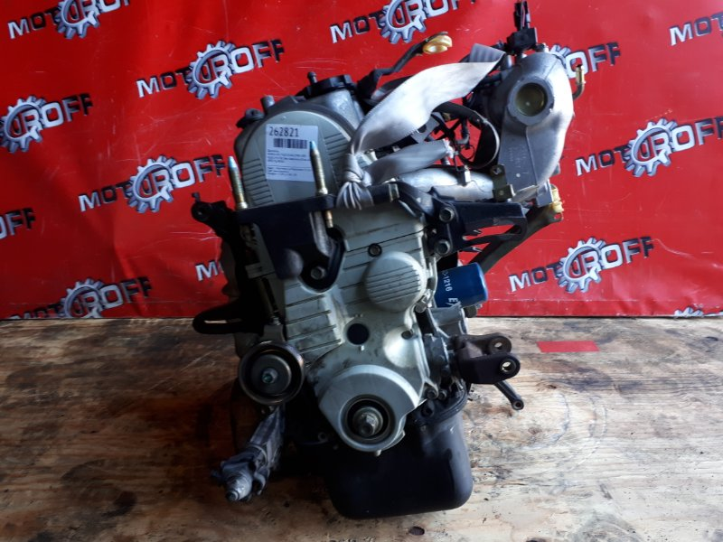 Двигатель Honda Hr-V GH2 D16A 1998 (б/у)