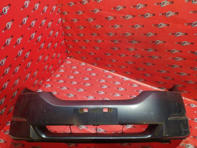 Бампер Honda Odyssey RB1 K24A 2003 передний (б/у)