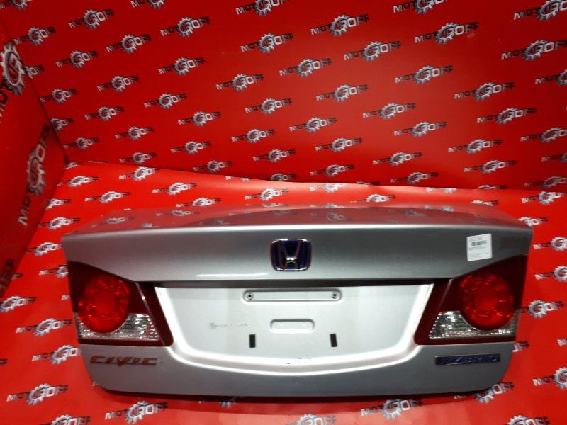Крышка багажника Honda Civic FD3 LDA 2005 задняя (б/у)
