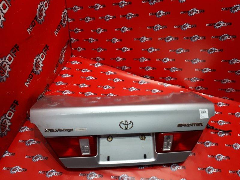 Крышка багажника Toyota Sprinter AE110 5A-FE 1997 задняя (б/у)