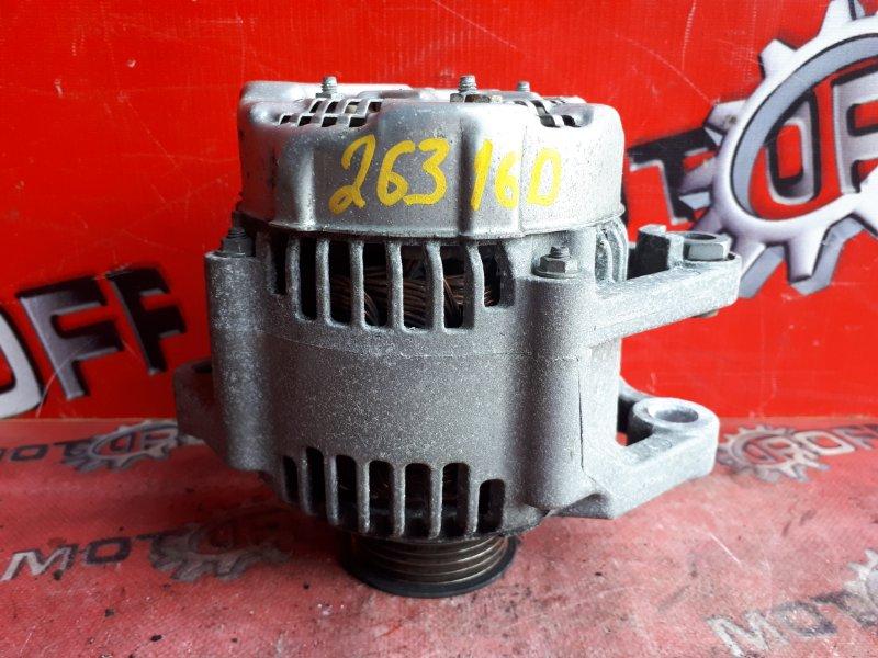 Генератор Toyota Passo KGC30 1KR-FE 2010 (б/у)