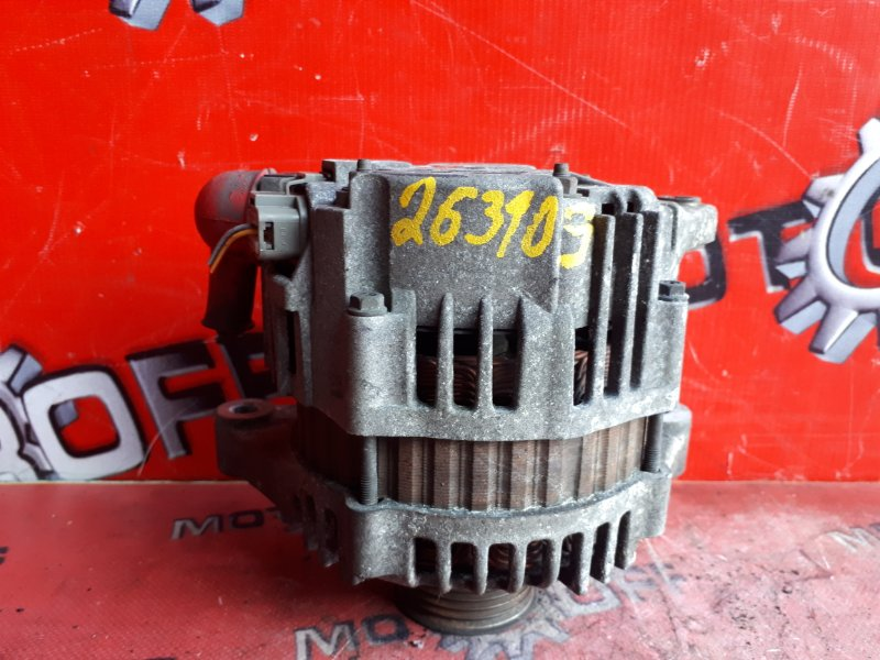 Генератор Nissan March K11 CG10DE 1992 (б/у)