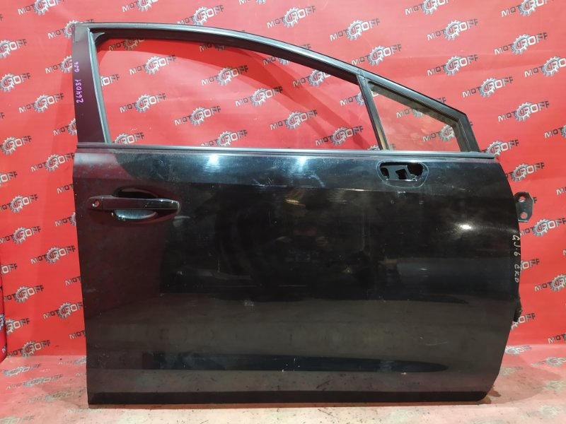 Дверь боковая Subaru Impreza GJ6 FB20 2011 передняя правая (б/у)