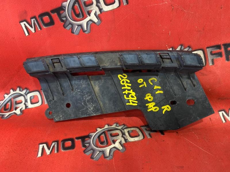 Клипса крепления фары Nissan Tiida C11 HR15DE 2004 передняя правая (б/у)