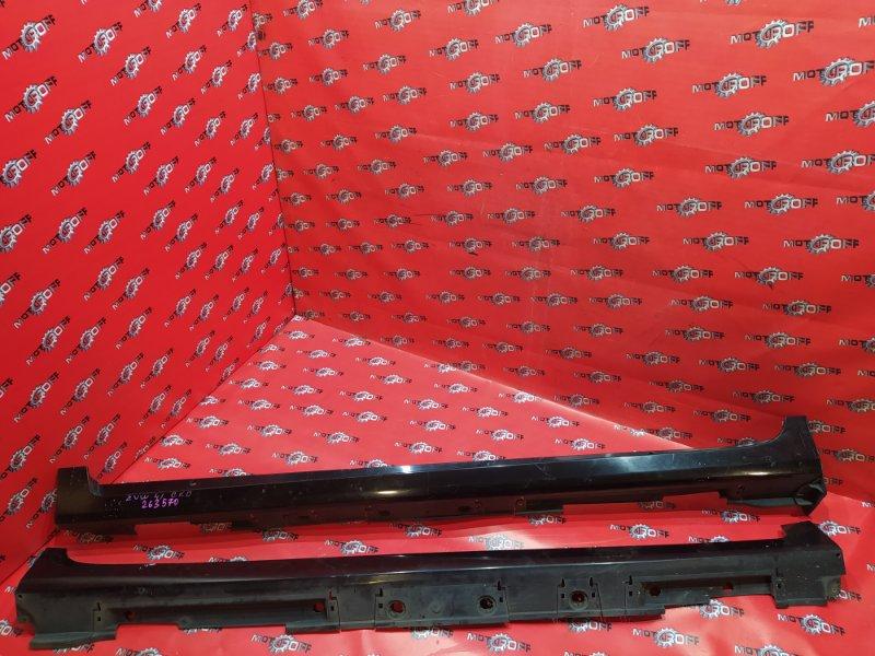 Порог Toyota Prius ZVW41W 2ZR-FXE 2011 (б/у)