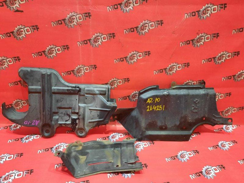 Защита двс Nissan Cube AZ10 CGA3DE 1998 (б/у)