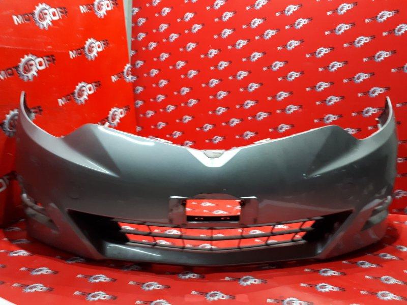 Бампер Toyota Estima ACR50W 2AZ-FE 2006 передний (б/у)