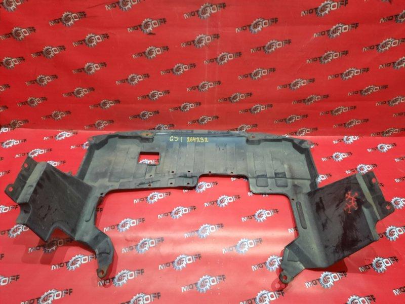 Защита двс Honda Airwave GJ1 L15A 2005 (б/у)