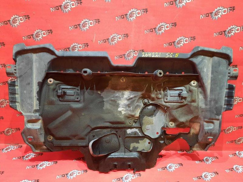 Защита двс Subaru Forester SG5 EJ20 2005 (б/у)