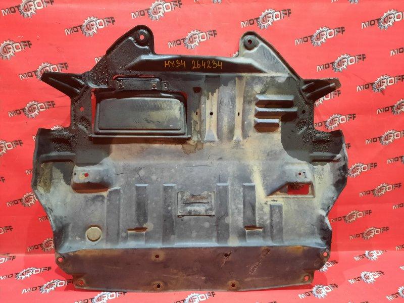 Защита двс Nissan Cedric HY34 VQ30DD 1999 (б/у)