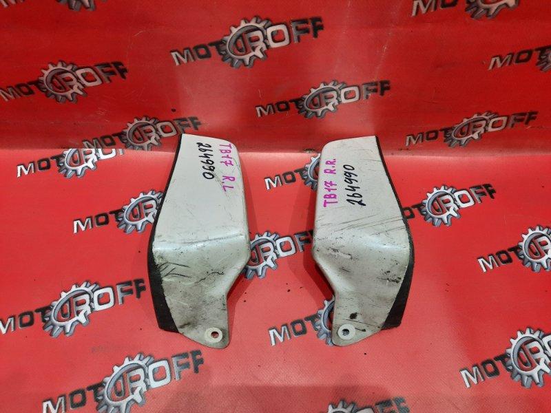 Брызговик Nissan Sylphy TB17 MRA8DE 2012 задний (б/у)
