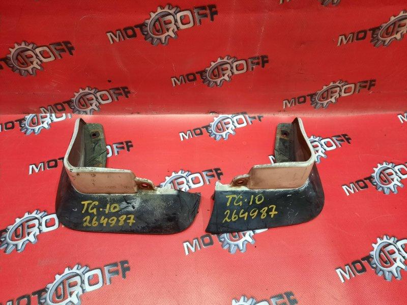 Брызговик Nissan Bluebird Sylphy TG10 QR20DD 2000 задний (б/у)