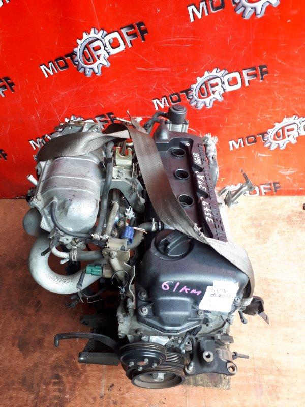 Двигатель Nissan Tino V10 QG18DE 1998 (б/у)