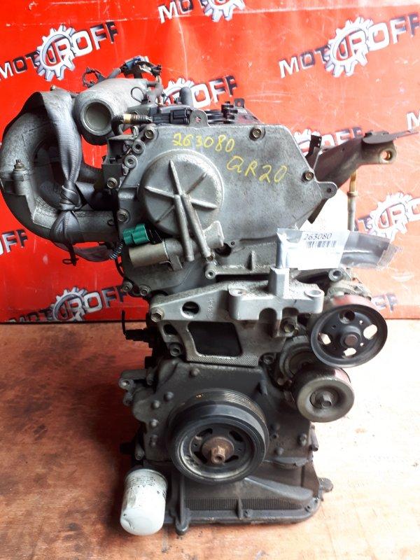 Двигатель Nissan Liberty RM12 QR20DE 2001 (б/у)