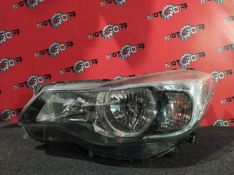 Фара Subaru Impreza GJ6 FB20 2011 передняя левая (б/у)