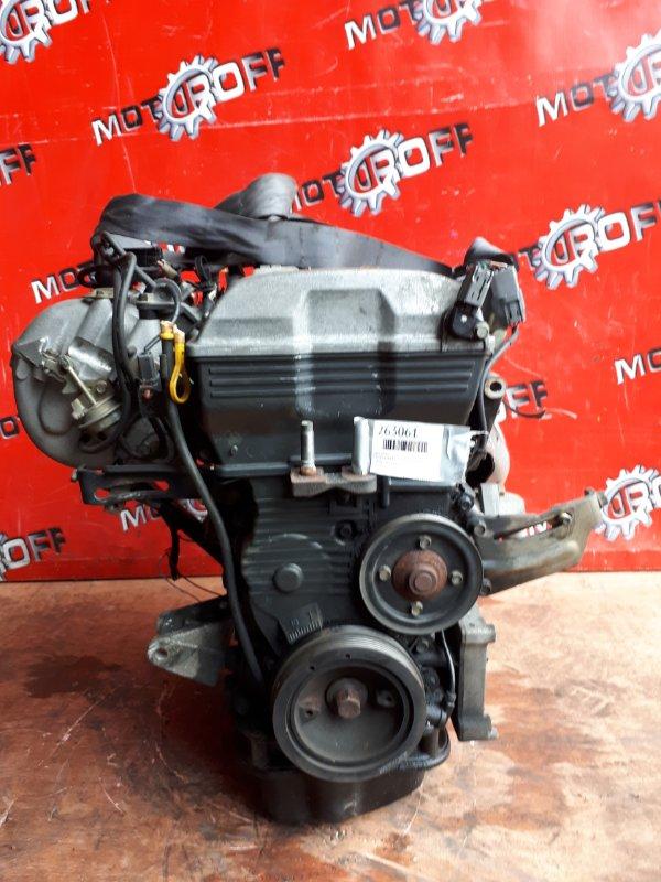 Двигатель Mazda Premacy CP8W FP-DE 1999 (б/у)