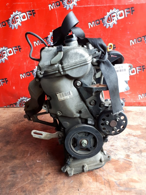 Двигатель Toyota Probox NCP51V 1NZ-FE 2002 (б/у)