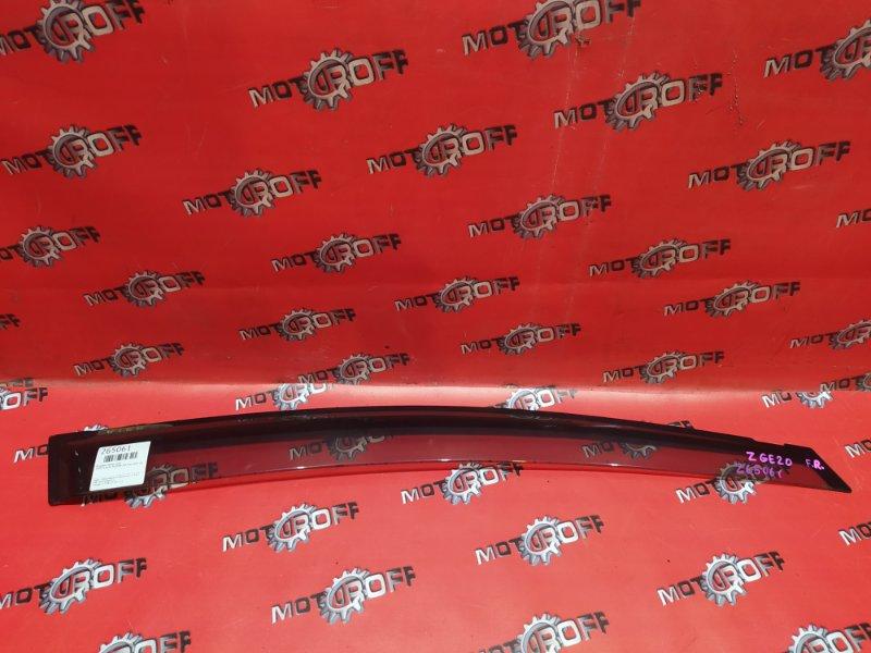 Ветровик Toyota Wish ZGE20W 2ZR-FAE 2009 передний правый (б/у)