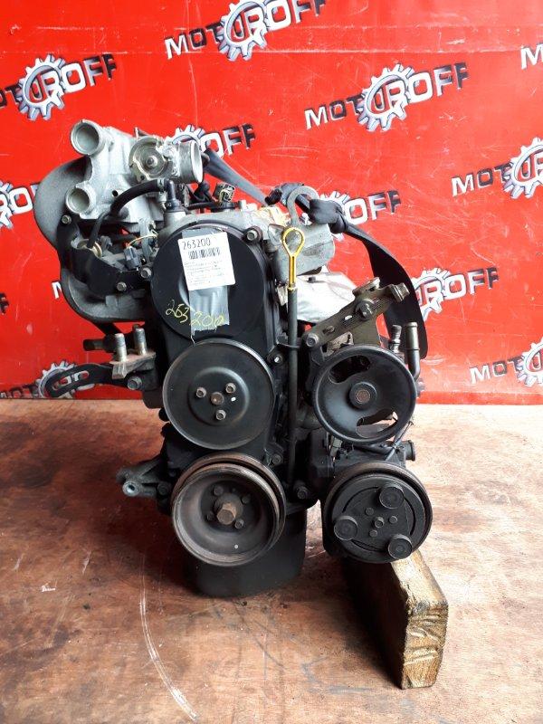 Двигатель Mazda Demio DW3W B3 1996 (б/у)