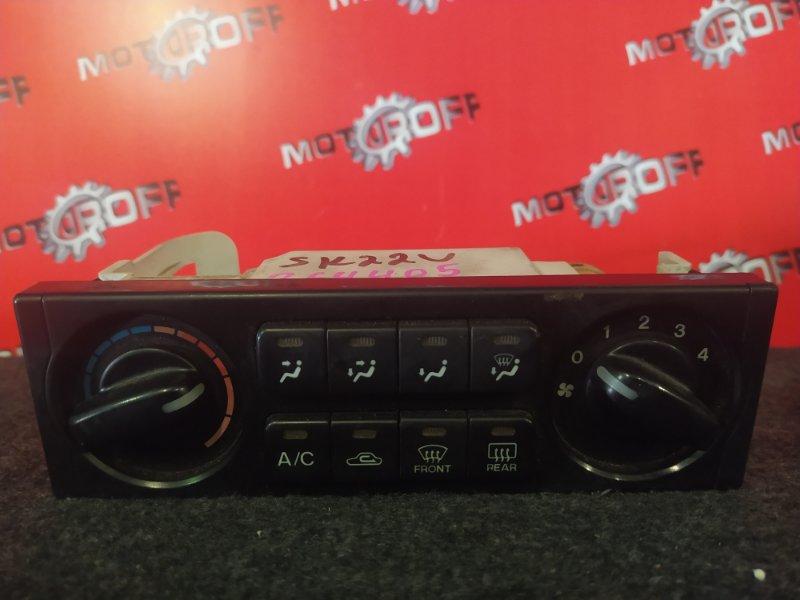 Блок управления климат-контролем Mazda Bongo SK22V R2 1999 (б/у)