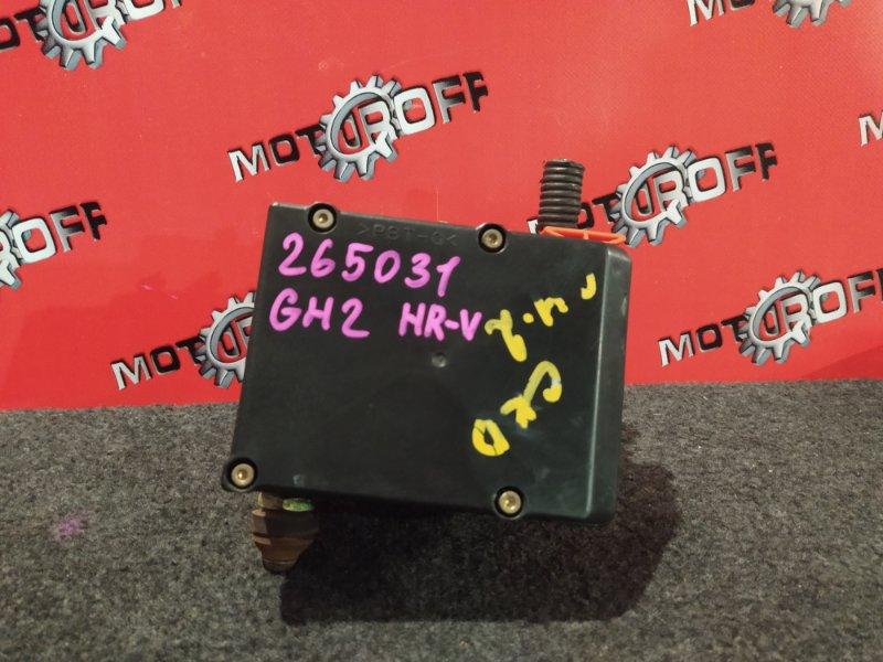 Блок abs (модулятор abs) Honda Hr-V GH2 D16A 1998 (б/у)