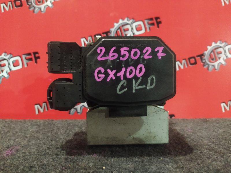 Блок abs (модулятор abs) Toyota Mark Ii GX100 1G-FE 1996 (б/у)