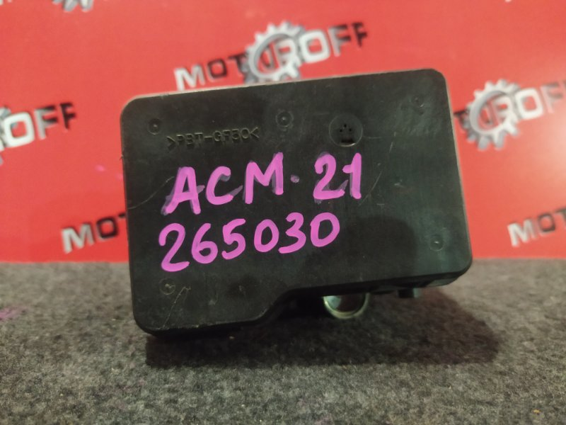 Блок abs (модулятор abs) Toyota Ipsum ACM21W 1AZ-FSE 2001 (б/у)