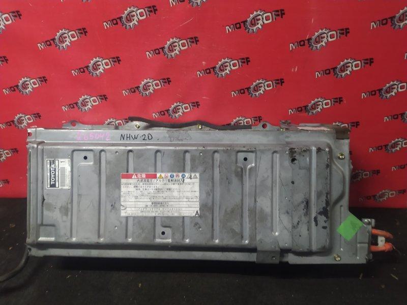 Батарея высоковольтная Toyota Prius NHW20 1NZ-FXE 2003 (б/у)