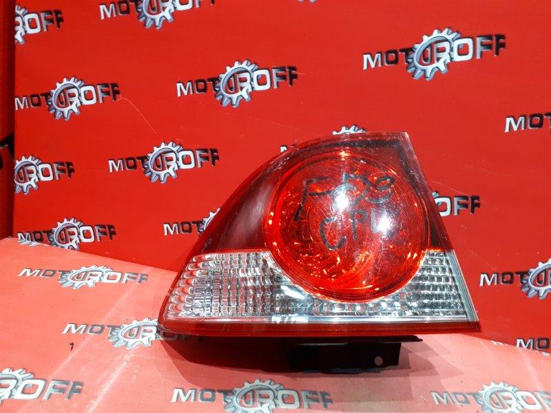 Фонарь (стоп-сигнал) Honda Civic FD3 LDA 2005 задний левый (б/у)