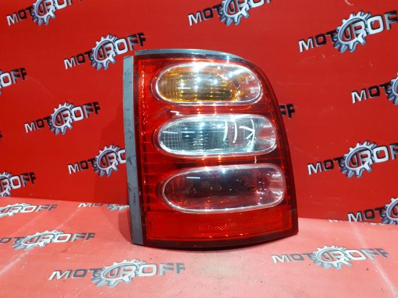 Фонарь (стоп-сигнал) Nissan March K11 CG10DE 1997 задний левый (б/у)