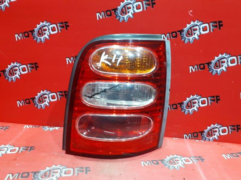 Фонарь (стоп-сигнал) Nissan March K11 CG10DE 1997 задний правый (б/у)