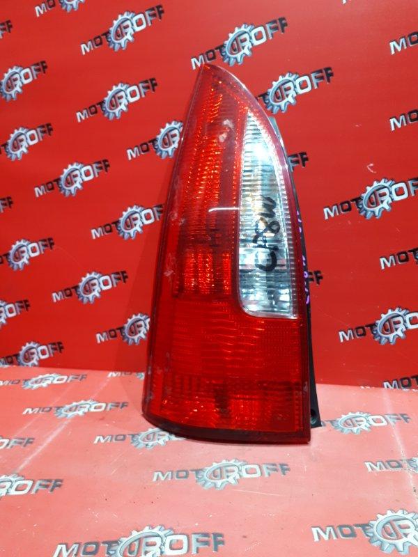 Фонарь (стоп-сигнал) Mazda Premacy CP8W FP-DE 1999 задний левый (б/у)