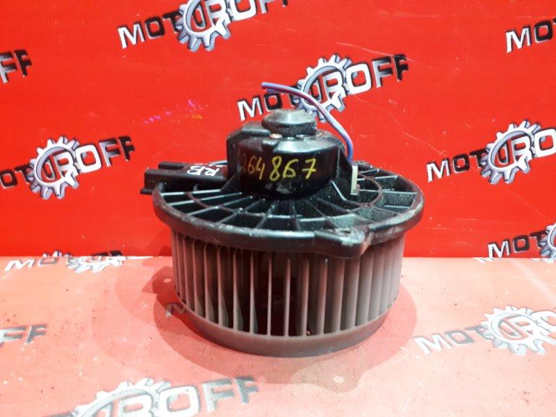 Вентилятор (мотор отопителя) Suzuki Aerio RB21S M15A 2001 (б/у)