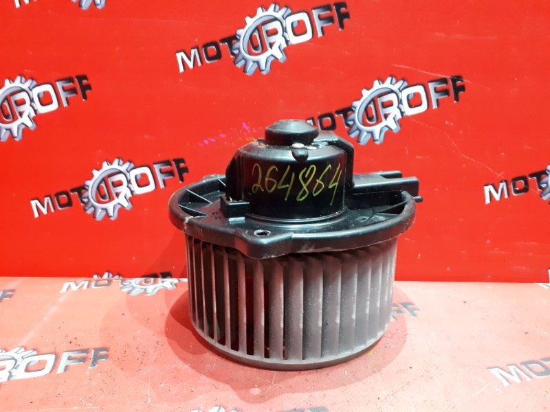 Вентилятор (мотор отопителя) Toyota Corolla Spacio NZE121N 1NZ-FE 2001 (б/у)