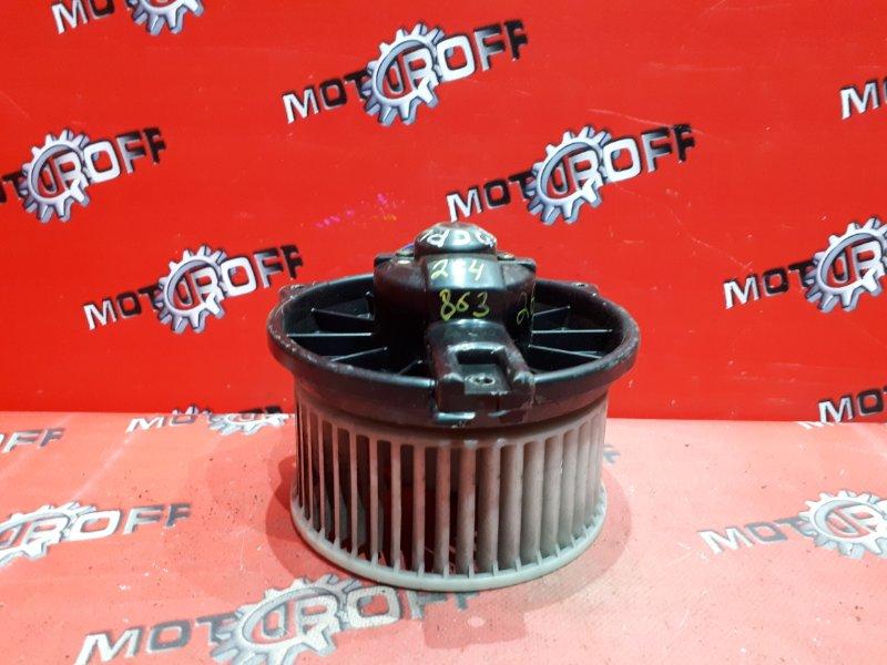 Вентилятор (мотор отопителя) Toyota Carina ST170 4S-FI 1988 (б/у)