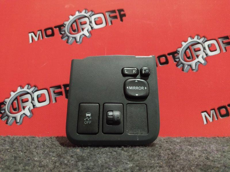 Блок управления зеркалами Toyota Wish ZGE20W 2ZR-FAE 2009 (б/у)
