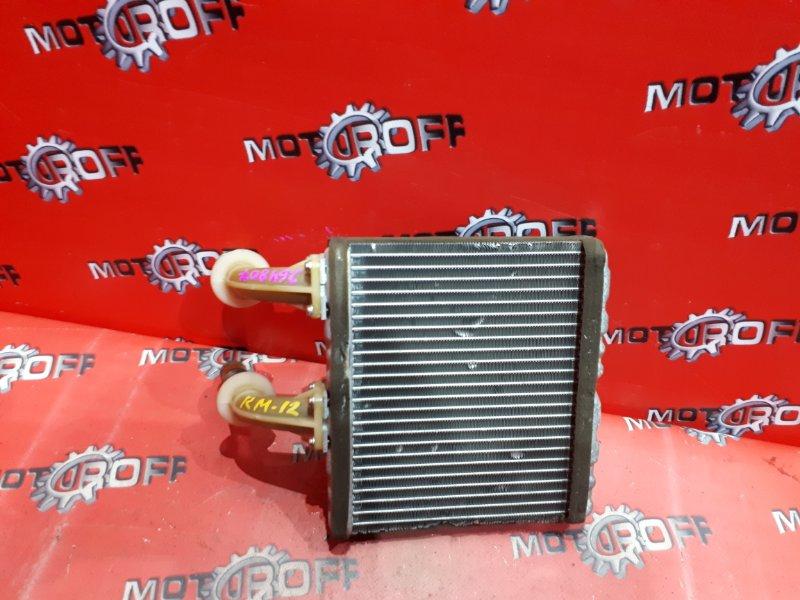 Радиатор отопителя Nissan Liberty RM12 QR20DE 1998 (б/у)