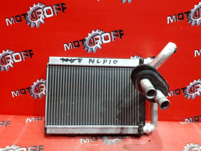 Радиатор отопителя Toyota Vitz NCP10 2NZ-FE 1999 (б/у)