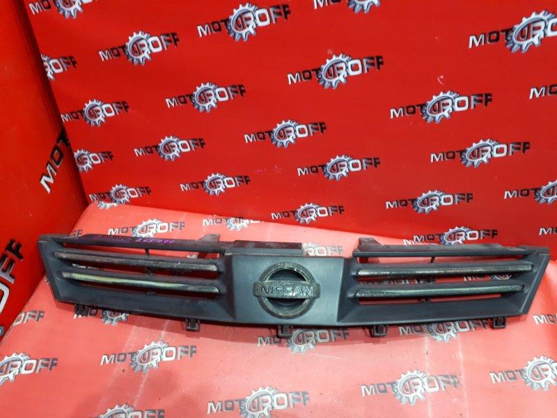 Решетка радиатора Nissan Wingroad WFY11 QG15DE 2001 (б/у)