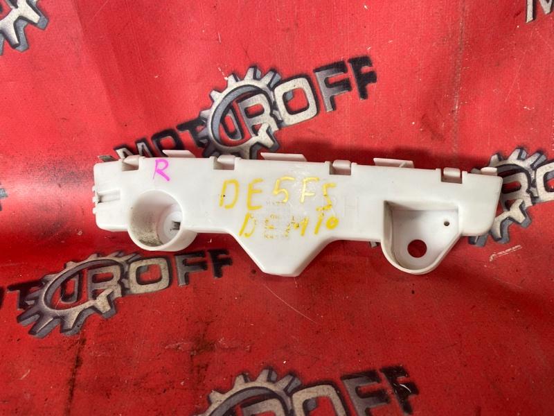 Клипса бампера Mazda Demio DE5FS ZY-VE 2007 передняя правая (б/у)