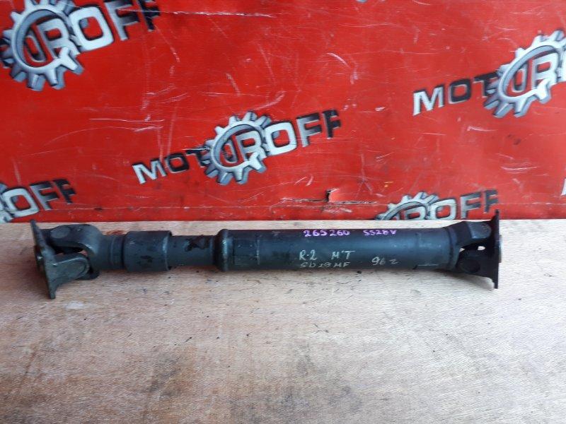 Карданный вал Mazda Bongo SS28V R2 1990 задний (б/у)