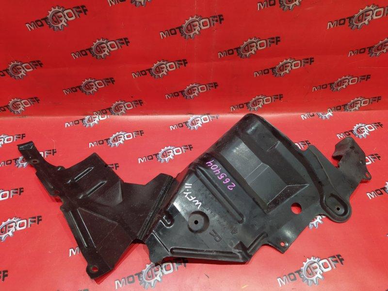 Защита двс Nissan Ad VFY11 QG15DE 1999 правая (б/у)