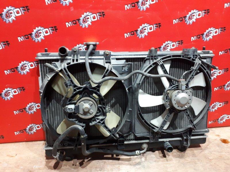 Радиатор двигателя Mazda Premacy CP8W FP-DE 1999 (б/у)