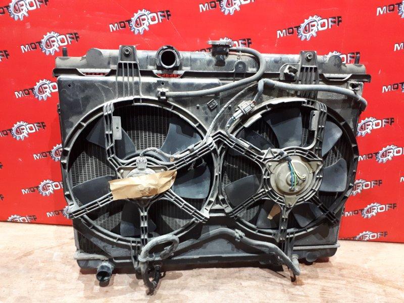 Радиатор двигателя Nissan Liberty RM12 QR20DE 2001 (б/у)