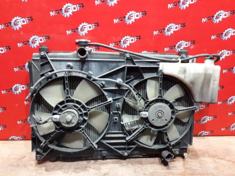 Радиатор двигателя Toyota Noah AZR60G 1AZ-FSE 2001 (б/у)