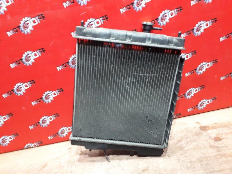 Радиатор двигателя Nissan March K11 CG10DE 1992 (б/у)