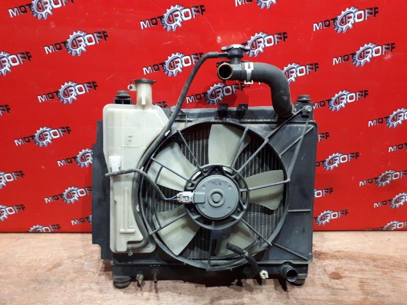 Радиатор двигателя Toyota Probox NCP51V 1NZ-FE 2002 (б/у)
