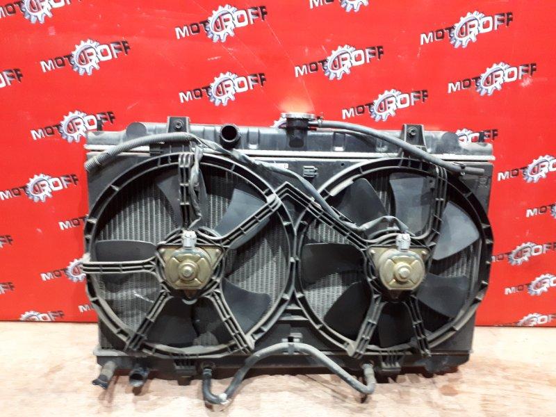 Радиатор двигателя Nissan Sunny FB15 QG15DE 1998 (б/у)